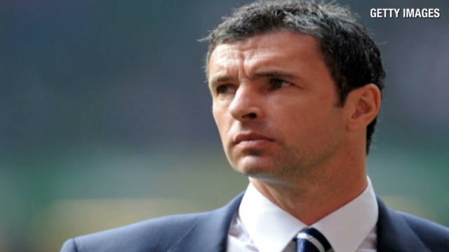 Agent's shock at Gary Speed's death