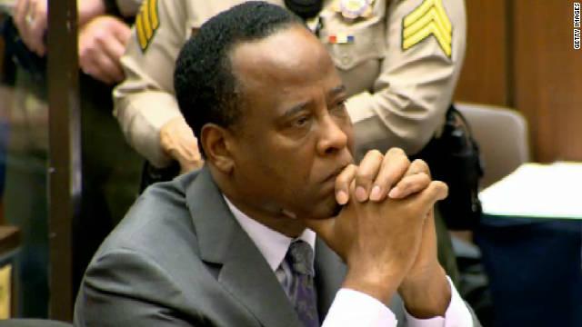 Conrad Murray invites MJ's mom to jail