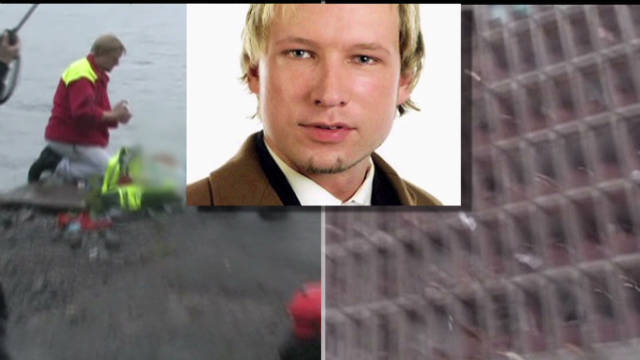 Police: Norway murder suspect is insane
