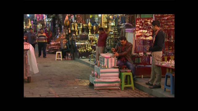 Economy struggles amid Egyptian turmoil