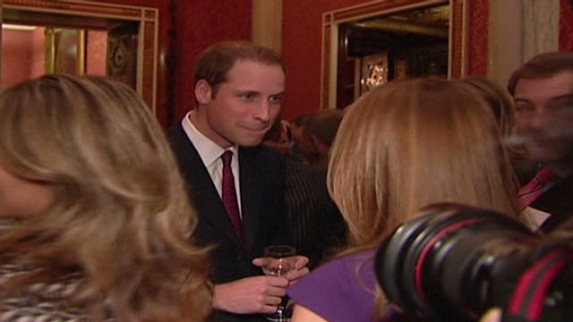 William and Catherine attend Jubilee