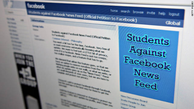 In 2006, many users hated the now popular Facebook News Feed. Would a stock offering make the site avoid such innovations?