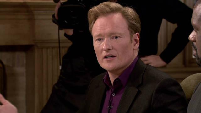Conan O'Brien: I'm still insecure
