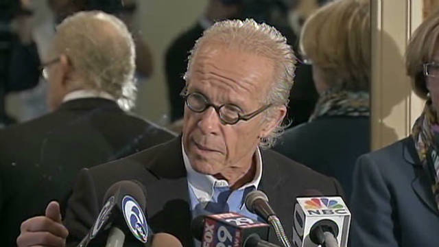 First lawsuit against Sandusky filed