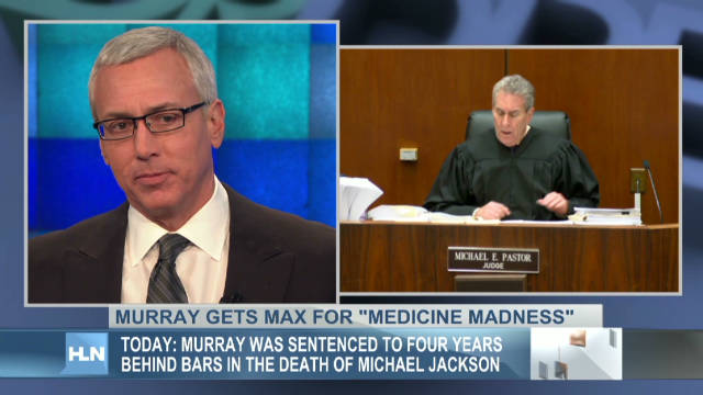 Dr. Drew looks at Murray judge's actions