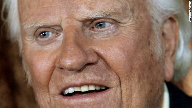 Billy Graham celebrated his 93rd birthday on November 7.