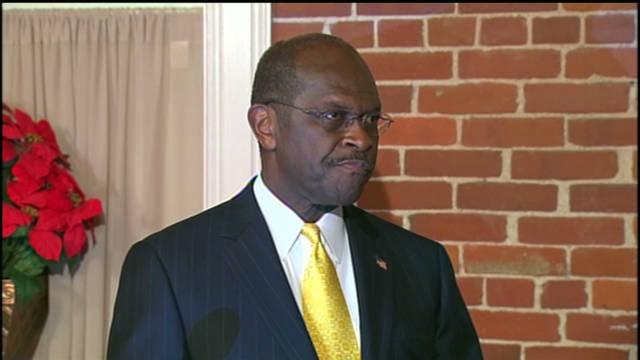 Cain: I don't make knee jerk reactions