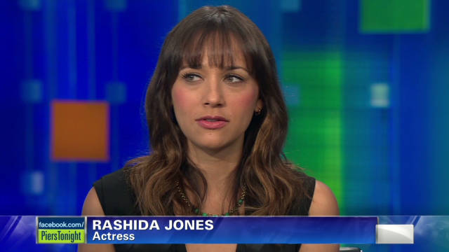 Rashida Jones on meeting Sinatra