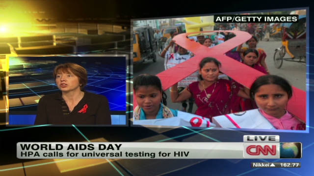 Fighting the battle against HIV/AIDS