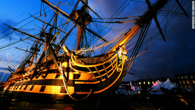 HMS Victory, the world's oldest commissioned warship, is set to undergo a £16m restoration.