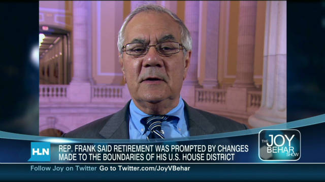 Barney Frank readies for retirement