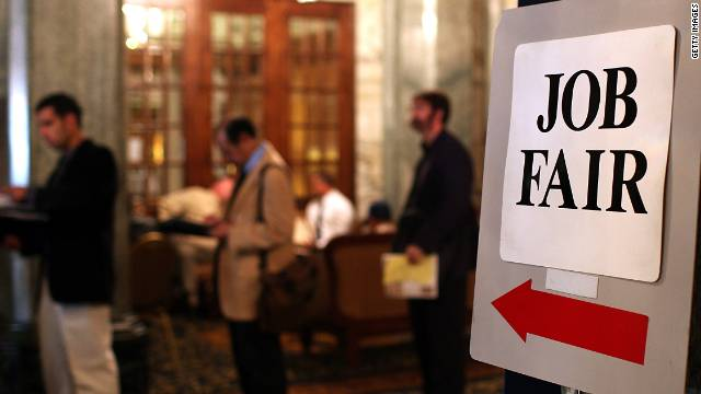 April jobs report: Hiring picks up