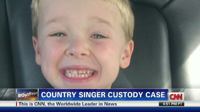 Country Singer Custody Case