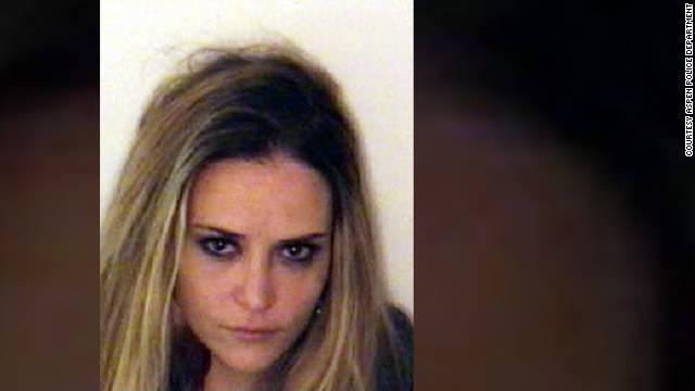 Brooke Mueller was released after posting an $11,000 bond, Aspen police. said.