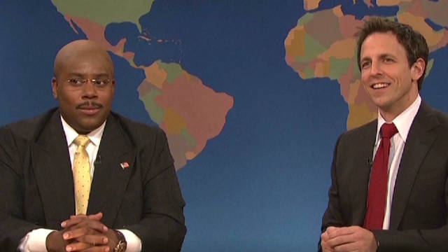'SNL' has Cain moving to 'Libibya'