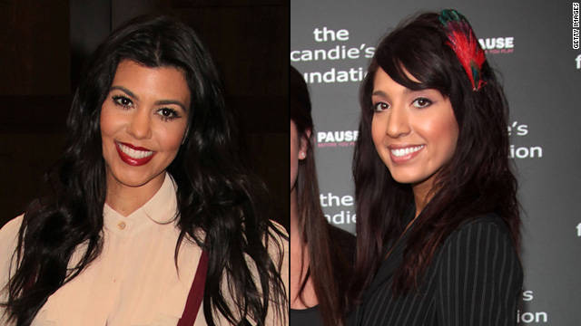 """Why would I have anything to do with teen mom?"" Kourtney Kardashian Tweeted in response to Farrah Abraham's Tweet."