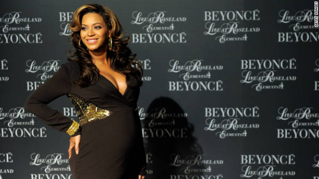 Beyonce hosts the screening of 'Live at Roseland' in New York City on November 20, 2011