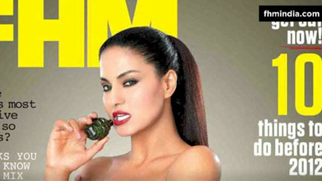Veena Malike nude cover outrages some