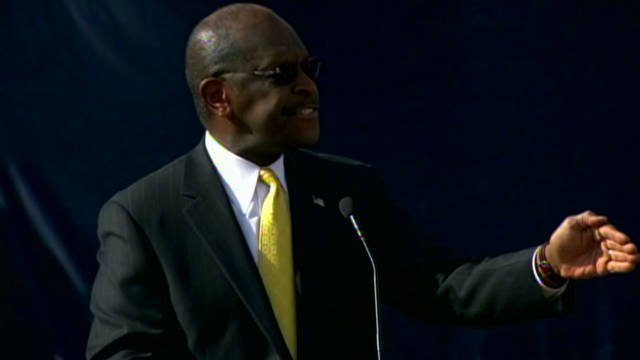 Cain continuing to raise cash