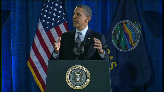 Obama: We're greater together than alone