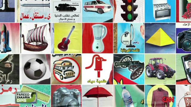 How Egypt's election ballots were unique