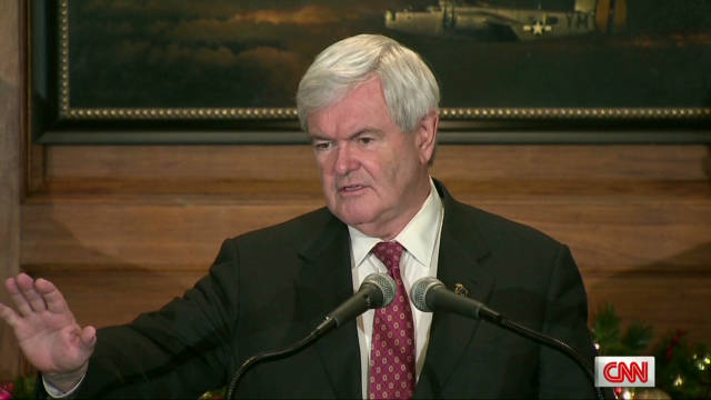 Gingrich faces questions on past ethics