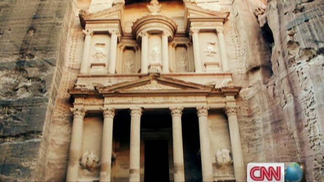 Jordan's historical gem