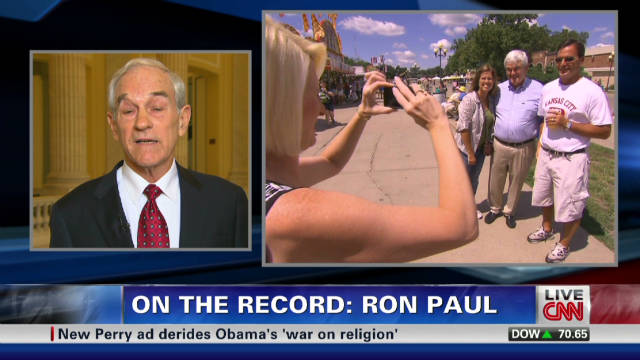 exp Rep. Ron Paul on _00002001