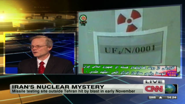 Iran's nuclear ambitions cause tension
