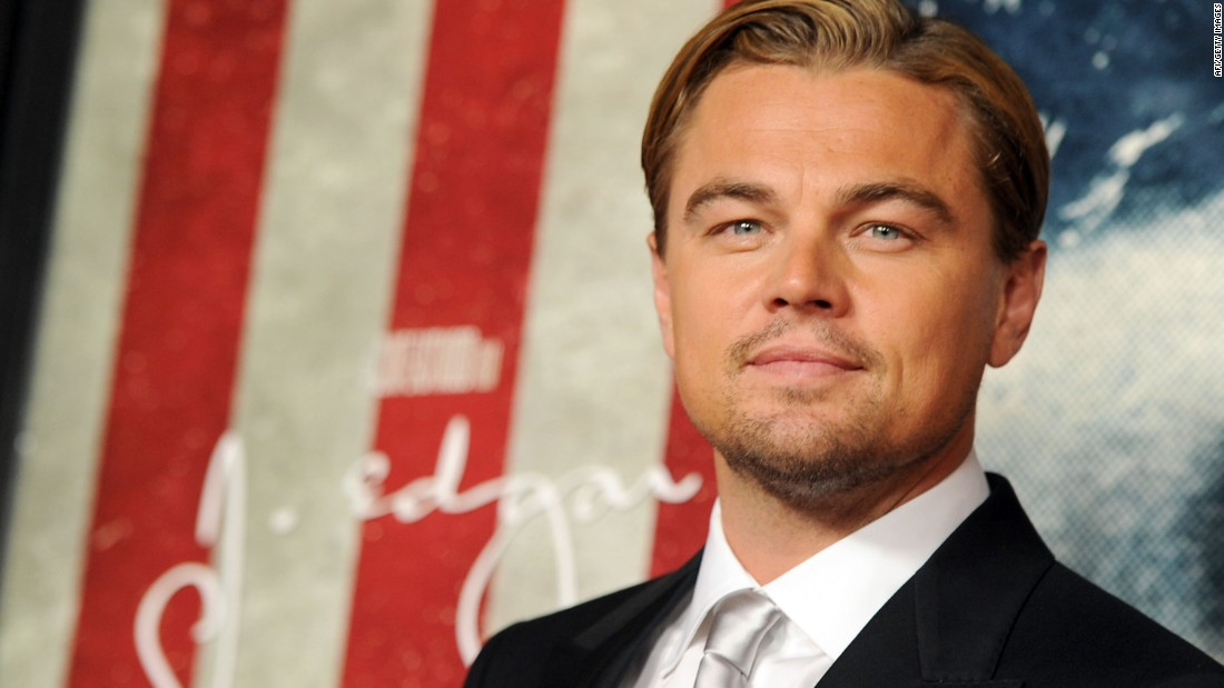 "At age 24, Leonardo DiCaprio established <a href=""http://leonardodicaprio.com/"" target=""_blank"">his own NGO</a> dedicated to environmental causes. Since then, he has given his time and millions of dollars to those causes, and others, including Haiti relief after the January 2010 earthquake."