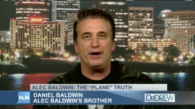 Baldwin brother reacts to drama