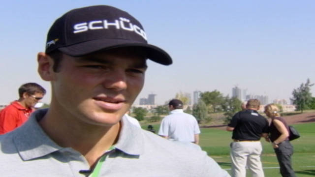 Martin Kaymer hopeful for 2012 PGA title