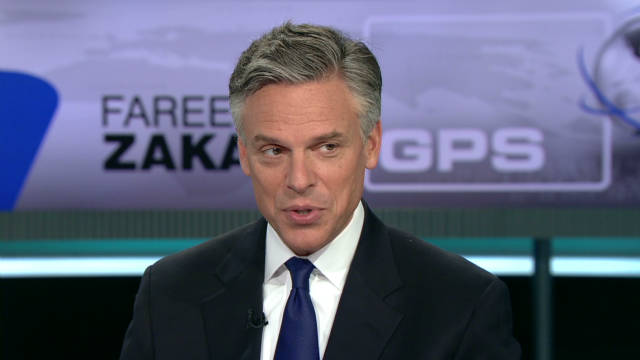 Jon Huntsman's take on Donald Trump
