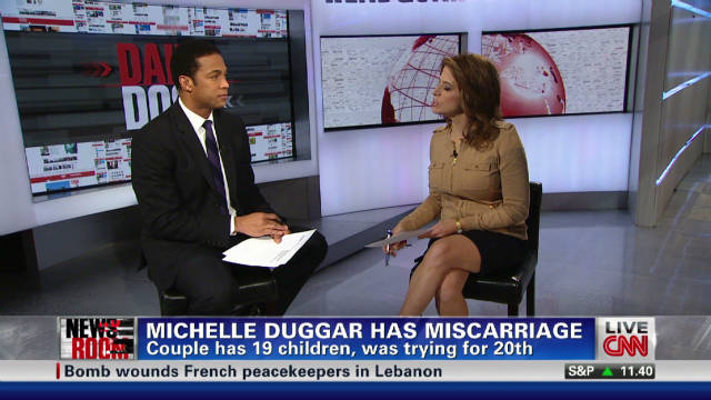 exp Cohen and Michelle Duggar and miscarriage_00002001