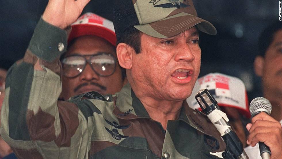 Ex-Panama Dictator Noriega In Coma