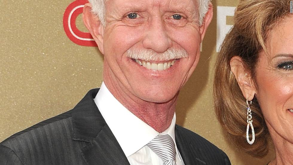 Pilot Chesley 'Sully' Sullenberger and his wife, Lorrie arrive Sunday.