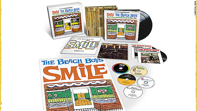 "After 44 years in limbo, the Beach Boys' ""Smile"" sees the light of day."