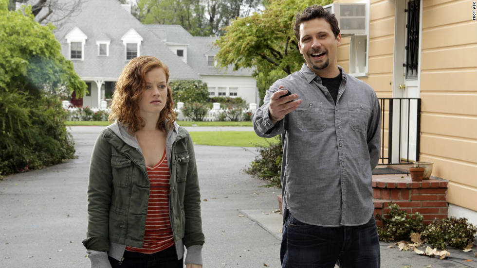 Dad is raising his teenage daughter in New York City -- until, one day, he finds some condoms in her dresser. Suddenly, it's off to a cul-de-sac in suburban Chatswin for a cleaner, purer life, maybe. The ABC series, which stars Jeremy Sisto and Jane Levy, has earned decent ratings in its first season.
