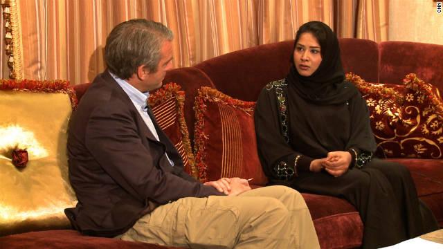 Alleged Libyan rape victim talked to CNN