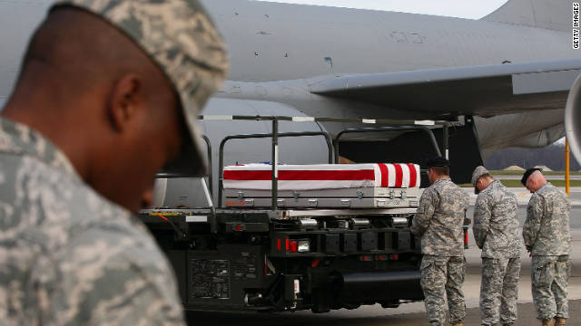 Panel investigating mishandling of military remains to ...