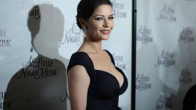 Catherine Zeta-Jones has previously acknowledged having bipolar II disorder.