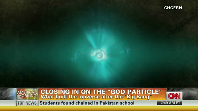 2011: Closing in on the 'God particle'