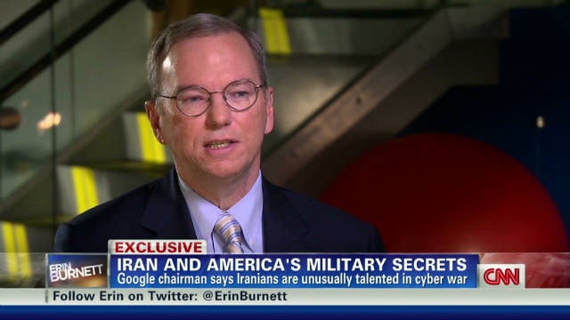 Schmidt on keeping America's secrets