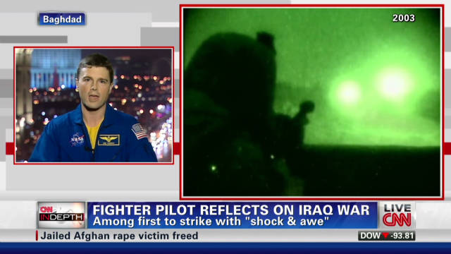 nr astronaut remembers shock and awe iraq_00022013