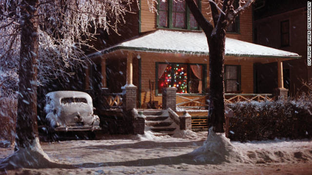 "The Parker family's house in ""A Christmas Story"" is open to visitors."