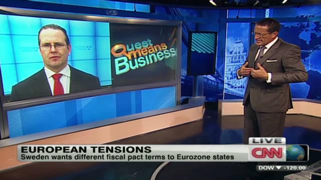 Sweden unsure of summit deal