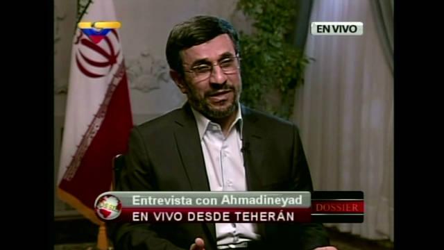 Ahmadinejad: Iran can control U.S. drone