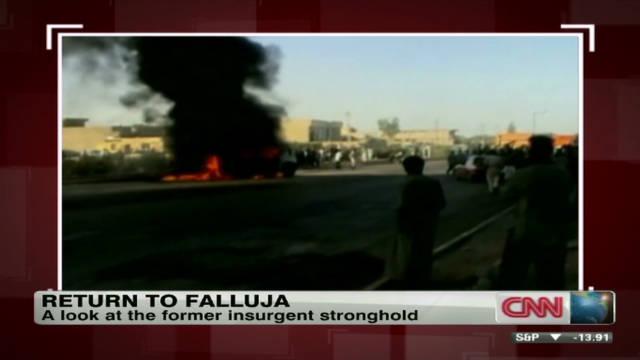 Return to Falluja