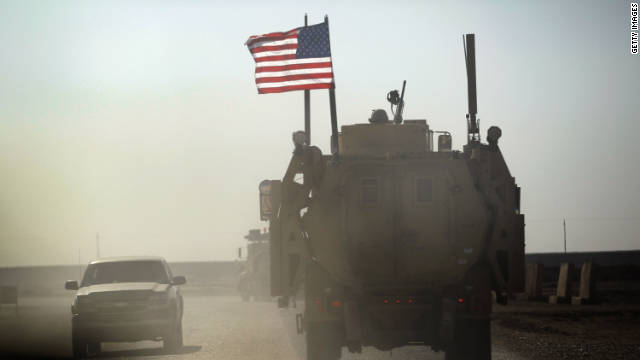 The U.S. military prepares to pull out its troops from Iraq by the end of the year after eight years of war and the fall of Saddam Hussein.