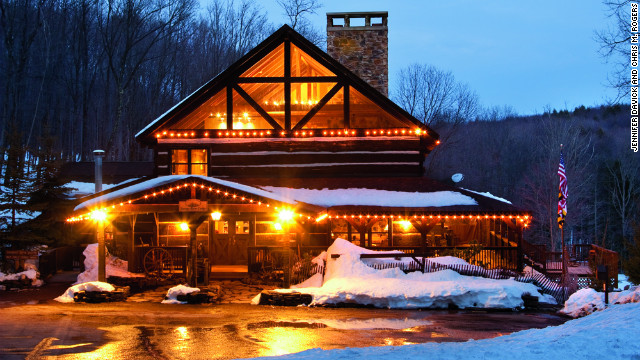 Frostburg's Savage River Lodge is only 45 minutes from Deep Creek Lake.